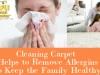 carpet-allergies